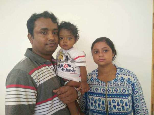 17-Month-old Satwik Can Be Saved If He Gets Treated On Time