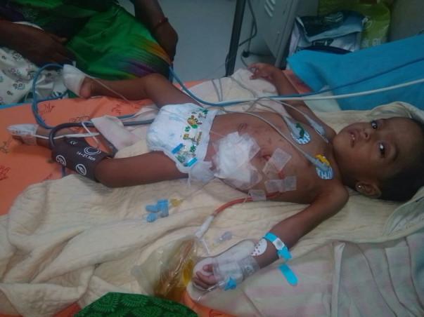 Save Baby Gnanasoundharyan