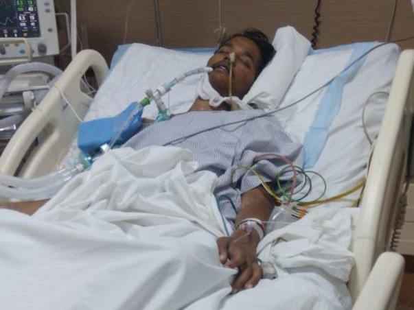 Save 20yr old Priyam who has lost his large intestine. 15days in ICU.