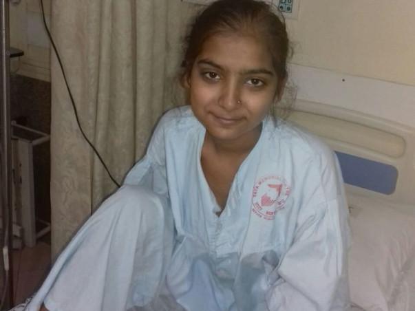 help Akansha to fight blood cancer