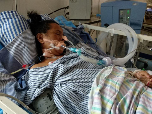 Help My Mother Indrani Fight Brain Haemorrhage
