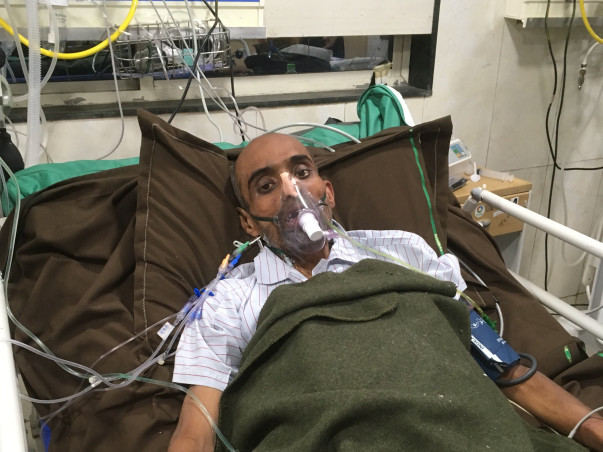 Raising Funds For My Brother's Liver Transplant
