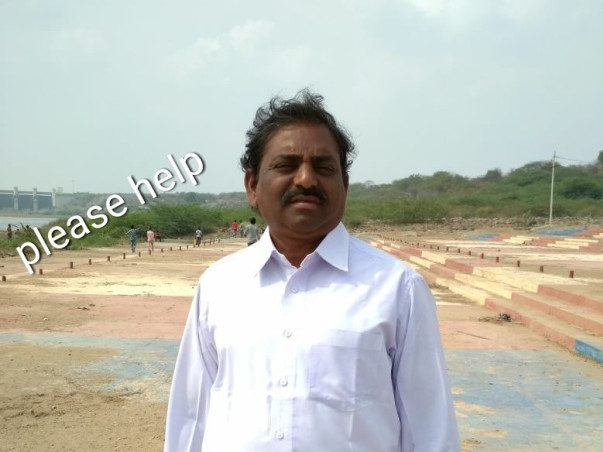 Help for Karthik's Father's Surgery