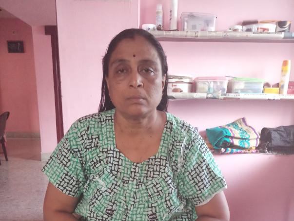 Help my mom (Santhy) for KIDNEY transplantation
