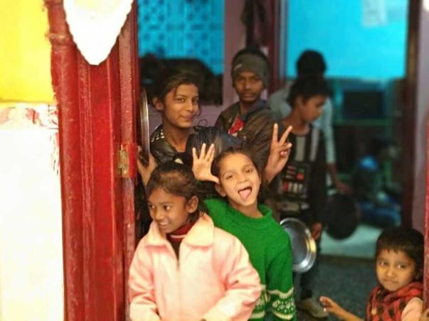 Help Jamghat Provide Food for Street Children