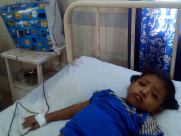 Help Baby Jyoshna Fight Beta Thalassemia