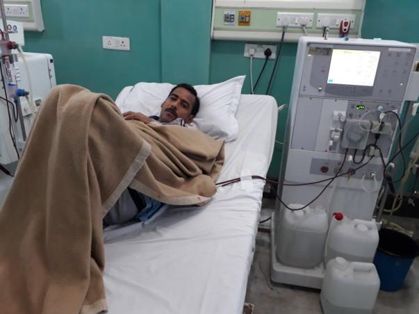 Help Mohan Fight Double Kidney Failure