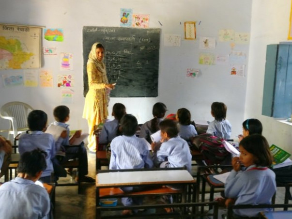 Join us to support our Nanhe Kalams to get quality education