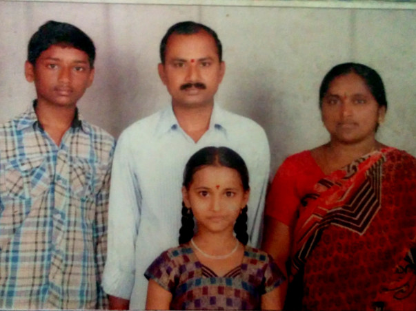 Help A Family Who Lost Their Breadwinner In A Road Mishap