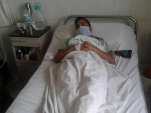 Help Kapil's Friends to Save Him From Acute Myeloid Leukemia