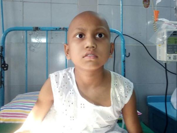 Help Sadiya Khatoon Fight Against Rhabdomyosarcoma