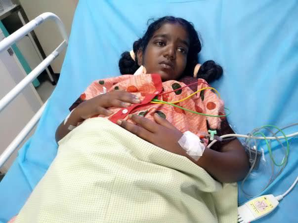 Help this 10-year-old girl fight liver disease