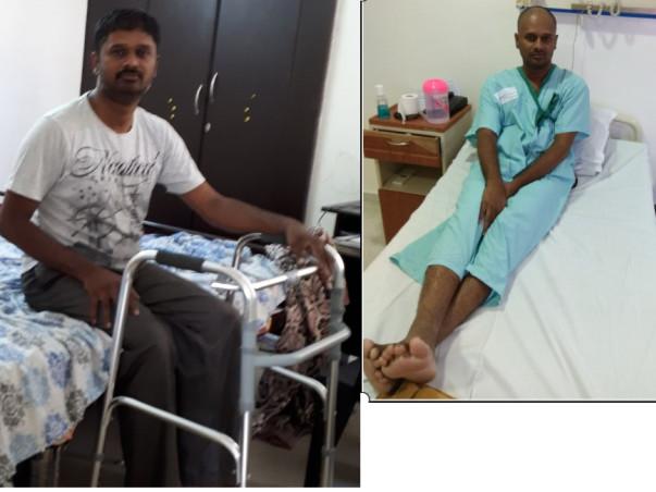 Balamuruganms Cancer Fund raising