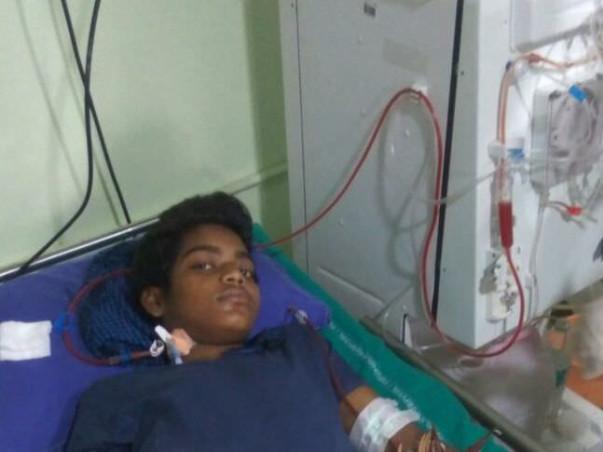 Save sekhar donate money