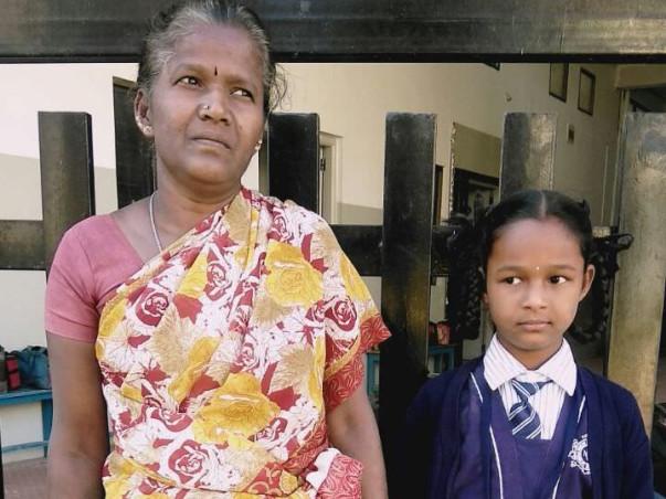 Help Yashashwini Go To School