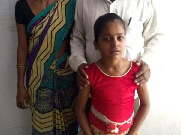 Fundraising For Baby Sai Varshitha's Urgent Liver Transplant