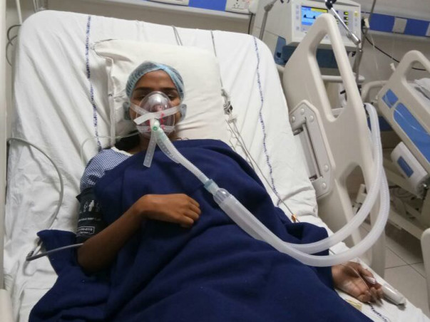 Help Sindhuja Fight This Rare And Deadly Disease MYSTHENIA GRAVIS.
