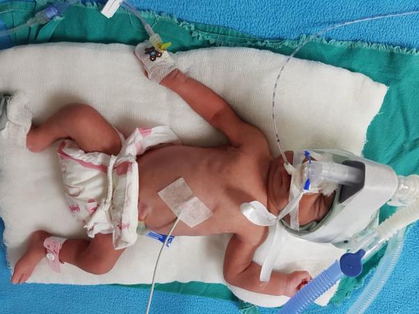Help Faiyaz & Shirin Save Their Premature Baby.