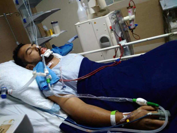 Help To Save My Brother's Life