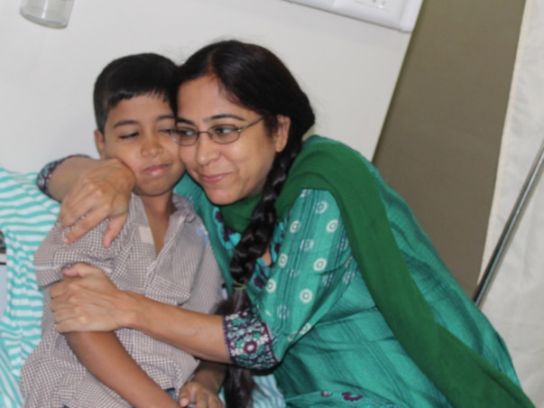Mother Who Lost Husband And Elder Son Is Fighting To Save Her Youngest