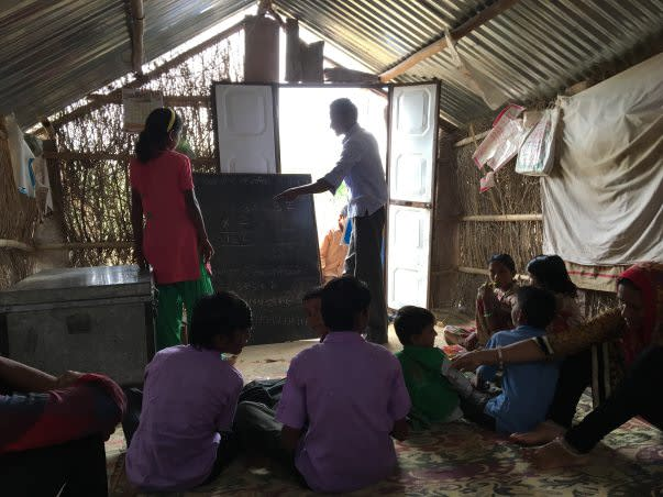 Support 6 Night Schools In Rural Rajasthan