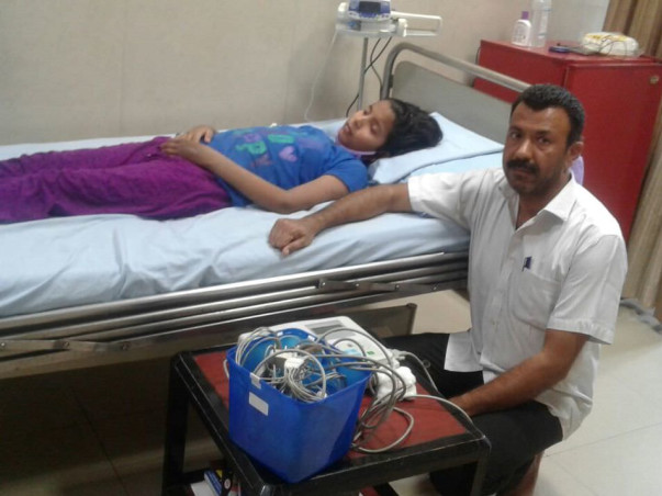 Help 13-year-old Nikita Fight Blood Cancer