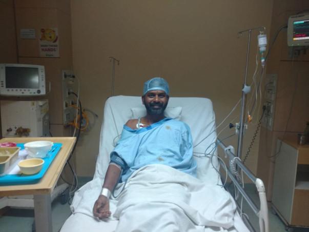 Help Amar Fix His Heart!