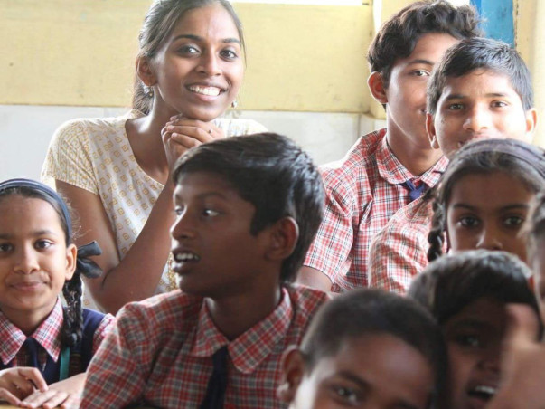 Help us provide holistic education to children in affordable schools
