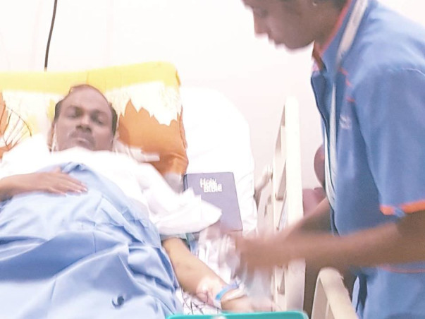 Liver Transplant needed