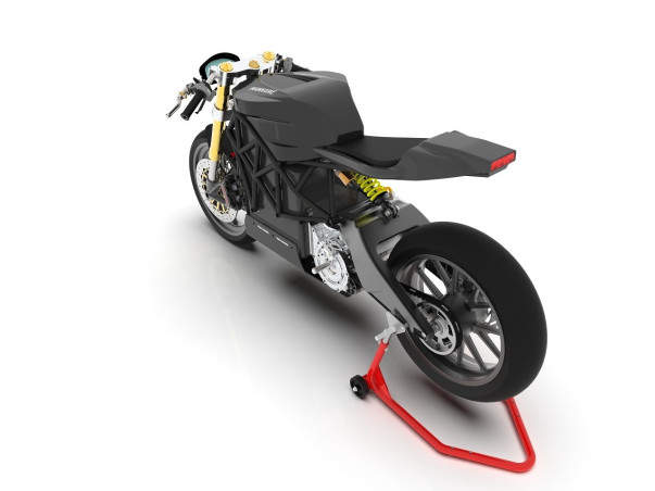 Support Mankame Automotive Make India's First Electric Superbike.