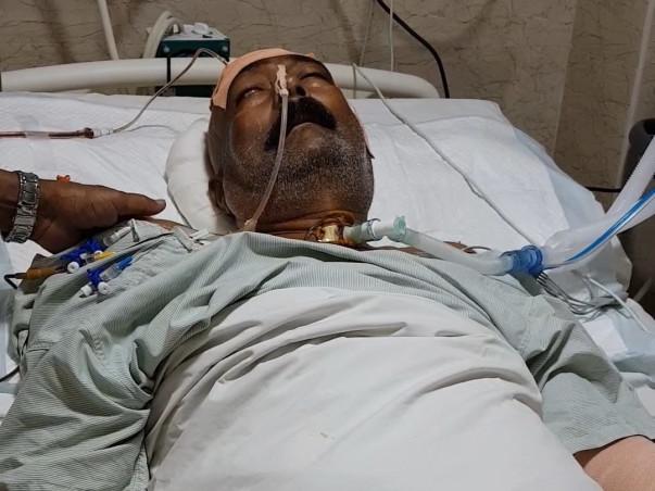 Help to Jayaram Raju From Acute Cva