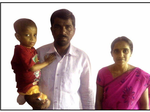 Help 6 year old Ganesh Suffering From Cancer.