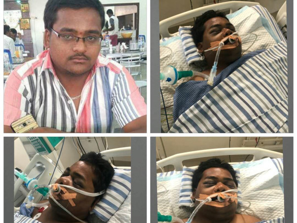 Save Madhu to Battle Against The Accident