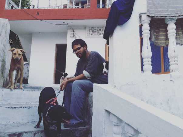 Help Uday And Anahita Take Care Of Rescue Dogs.