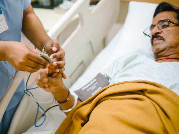 Help Suresh Fight Lymphoma