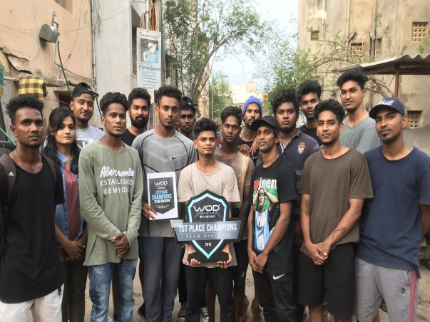 Chennai To California,usa   Help India Be The World Champions In Dance