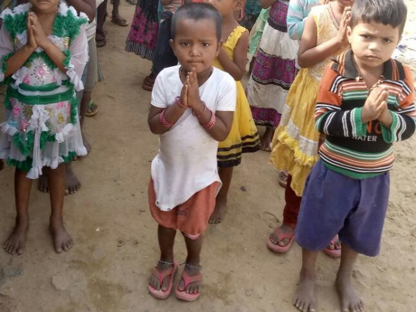 Save The Future Of 120 Children - Help Us Save Sshrishti Chirag