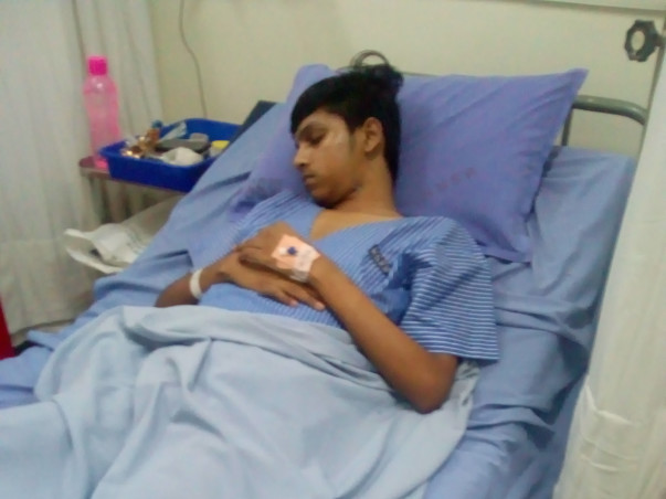 Helping hands for Abhishek Surgery