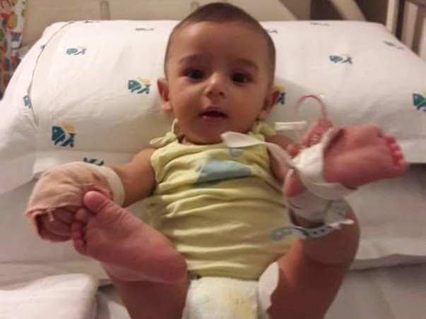 Rapidly Spreading Cancer Will Kill This 6-month-old Without Treatment