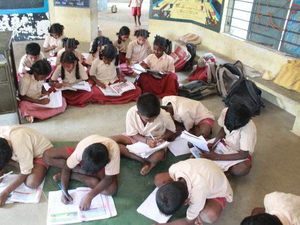 Help The Kids Of Panchayat Union Middle School, Kattumalaiyanur