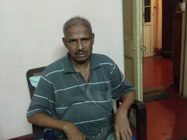 Please Save Our Helper Parashuram Sahu's life.