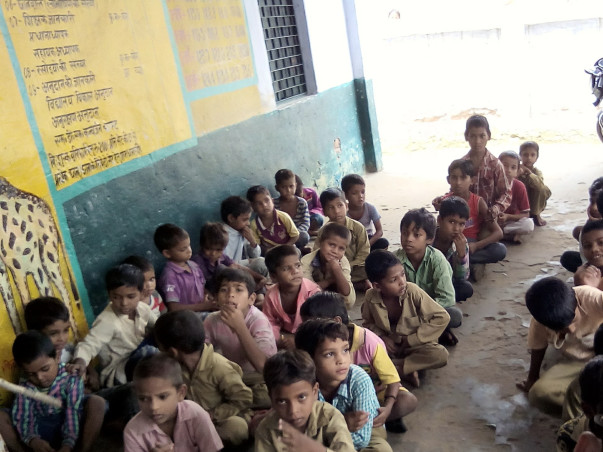 Only Education can Eliminate Poverty