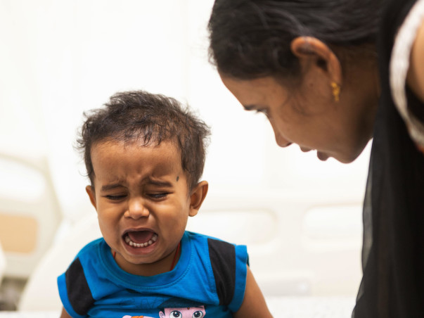 1-Year-Old Who Cries In Pain Will Die Of Cancer Without Treatment