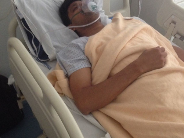 Help My Friend Atul Fight Lung Tumor