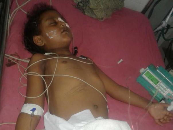 8-Year-Old's Liver Is 90% Damaged, She Needs Urgent Transplant
