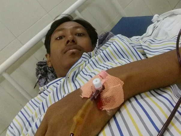 Urgent Help needed for my brother struggling with blood cancer
