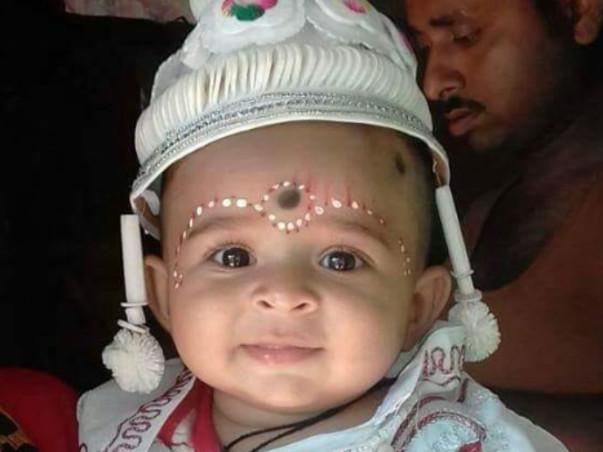 Help Baby Rohan Fight Against Deadly Rhabdomyosarcoma