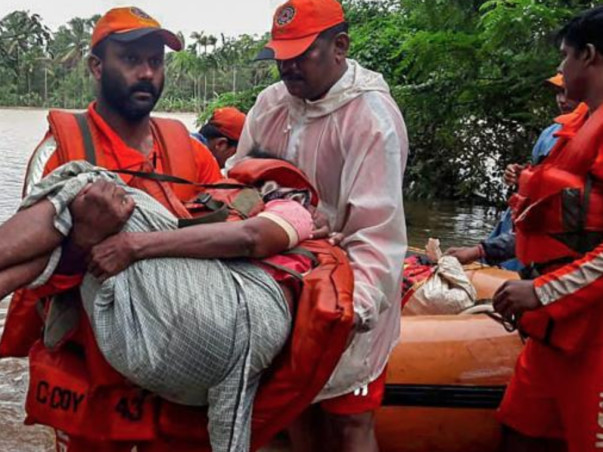 Help Kerala flood victims: Contribute to CM's Distress Relief Fund