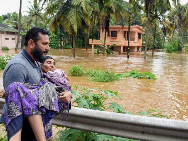 Donate to Kerala Flood Victims - fundraiser to buy relief materials