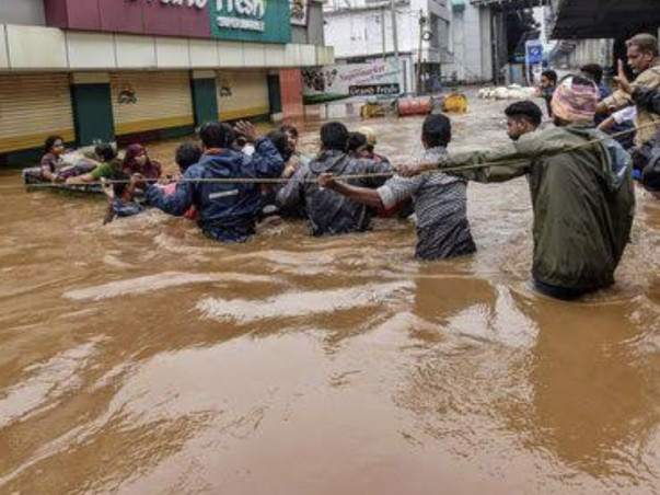 Rehabilitation Of Kerala Flood Affected People